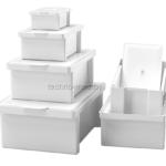 Ёмкости – контейнеры для химической дезинфекции, стерилизации и предстерилизационной обработки ЕДПО всех размеров