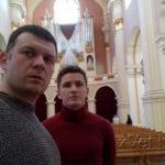 Экскурсия по г. Полоцк после ветеринарного мастер-класса с участием Симакова Матвея Сергеевича