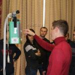 Симаков Матвей Сергеевич даёт мастер-класс по ветеринарной рентгенологии в г. Полоцк