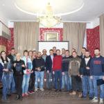 Симаков Матвей Сергеевич даёт мастер-класс по ветеринарной рентгенологии совместно с ООО АГФА ТМ